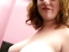 Chesty pregnant girl blows and pounded by stiff cock