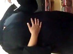 arab hijab plumper