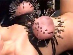 Pincushion boobs