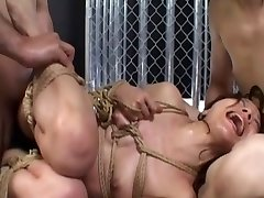 not mother and daughter restrain bondage Trio-by PACKMANS