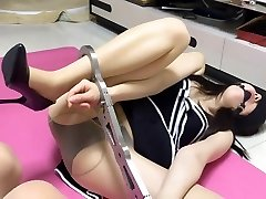 Tickling and Bondage from China