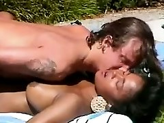 Black Chick Fucking Outside