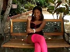 Hot Ebony Teen deeply Fucked