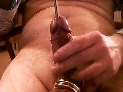 Rumpel - cockring, ballrings, sounding cockplug