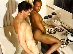 Glory Holes 2 White Dudes Black Cocks - Scene 6
