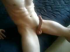 One of my Thickest CUMSHOTS ever makes my whole body shake