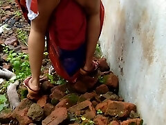 Devar Outdoor Fucking Indian Bhabhi In Abandoned Palace Ricky Public Fuck-a-thon