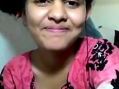 Desi 20y senior school maal hungry for 12 inch desi Lund shows all moves bath