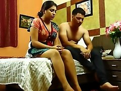 Kamvali Aunty ke Sath Catapult ke SEX  HOT Aunty  Big Boobs