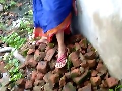 Devar Outdoor Plumbing Indian Bhabhi In Abandoned Palace Ricky Public Sex