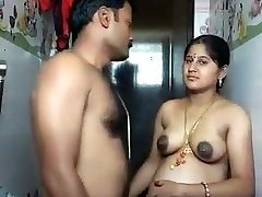 Indian Bhabhi In Douche