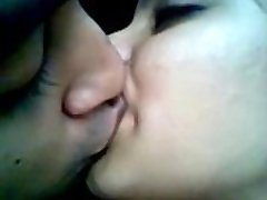 Bangladeshi sweet horny girlfriend hardly sex with beau friend