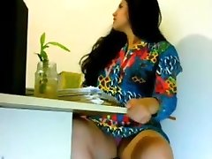 Fabulous girl Getting Insatiable in Office -Indian looks