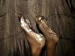 Bianca's wet soles 2014 part 12