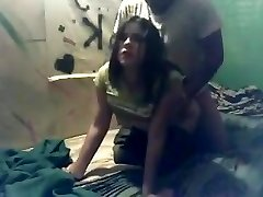Indian Desi Couple Sextape with Denim