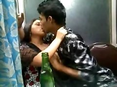 Indian Desi sexy girl in churidar