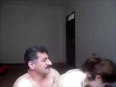 Arab or turkish guy fucked cute chick