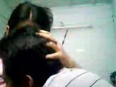 India Bengali Kolledži Tüdruk Esimest Korda Sugu Koos Bf-Nukk