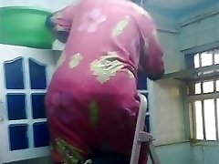 Arab Caboose Voyeur - Massive Bubble Butt - Booty Candid