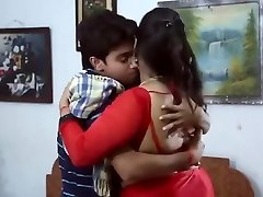 Savita Bhabhi Hot Video with Young Stud