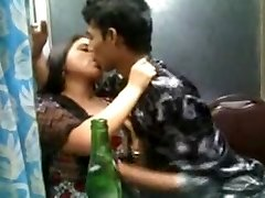 Sizzling Indian Kiss