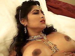 Synchronize Sexism Dark-skinned Indian Milf Does Well