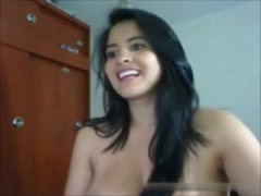 Indian big bumpers in web cam