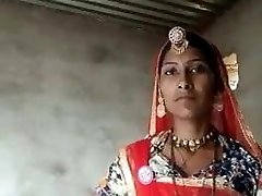 rajasthani bhabhi displays for bf infront of son