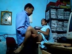 Tamil Office Staff Hump