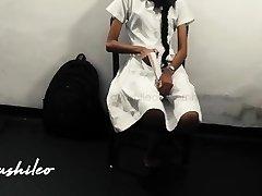 sri lankan school nymph and professor fresh leak පංතියෙ සර් එක්ක රූම් ගිහින්