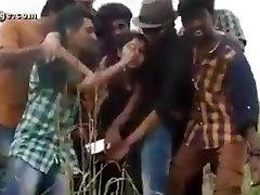 guys toying with talli girl