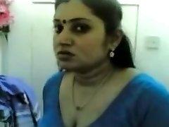 Lihav India MILF