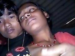 indijos juoda kaime koliažas mergina su savo bf