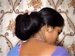 Põranda pikkus India juuste pesu, mida abikaasa