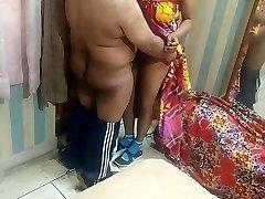 Real Bhabhi Devar desi sex movie chudai POV Indian