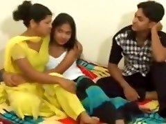indian couple teen