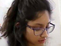 インドの女の子Renuka裸