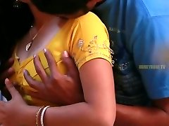 Scorching Maid Mamatha Romance with Owners Son