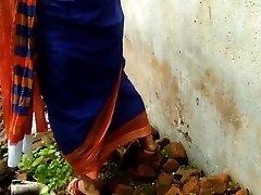 Devar Outdoor Fucking Indian Bhabhi In Deprived House Ricky Public Hook-up