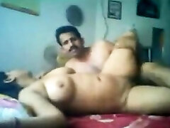 Indian Duo Having Sex Live