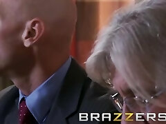 BRAZZERS - Thin milf India Summer cheats on her spouse Johnny Sins