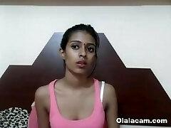 Ideal skinny indian teen hottie
