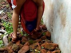 Devar Outdoor Fucking Indian Bhabhi In Abandoned House Ricky Public Lovemaking