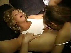 Lesbian calm Party Vignette#3