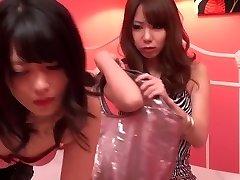 J - Ayu Sakurai Swaps Fluids With A G/g