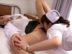 Best Asian model Chika Arimura, Mimi Asuka, Nanako Mori in Finest Fingering, Nurse JAV video
