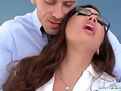 Big Tits at School: Sybian Schoolgirl. Karlee Grey, Johnny Sins