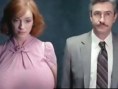 Christina Hendricks Boob Expansion 2