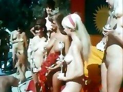 Miss Universe Naturist 1967 Vintage