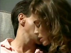 Chasey Lain plumbs Peter North classic pornography
